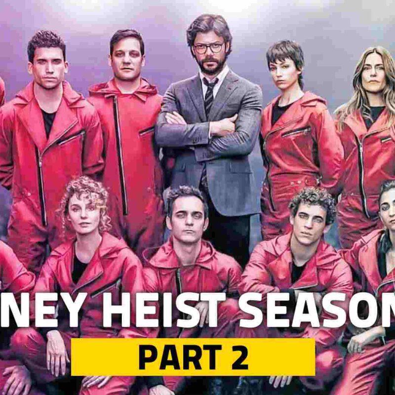 Money Heist Season 5 Part 2: New Trailer Promisses More Action